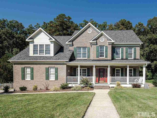 1696 Charlion Downs Lane, Apex, NC 27502 (MLS #2348907) :: On Point Realty