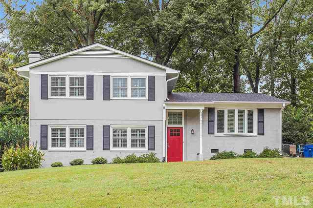 4901 Latimer Road, Raleigh, NC 27609 (#2348908) :: Classic Carolina Realty