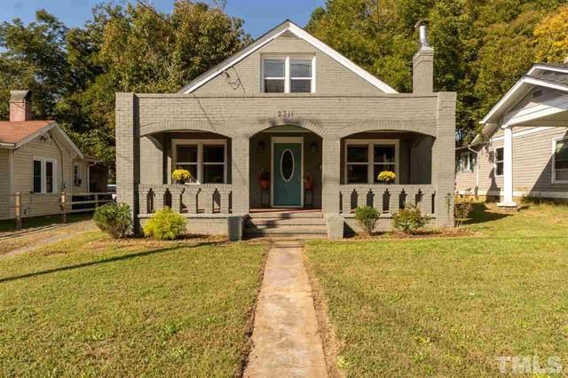 2311 N Roxboro Street N, Durham, NC 27704 (#2348941) :: M&J Realty Group