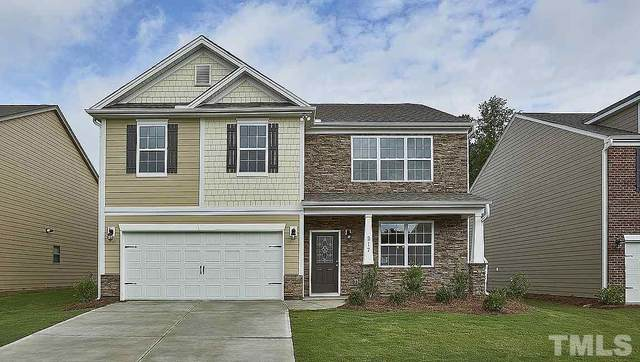 122 Norris Creek Drive, Clayton, NC 27527 (#2348942) :: Classic Carolina Realty