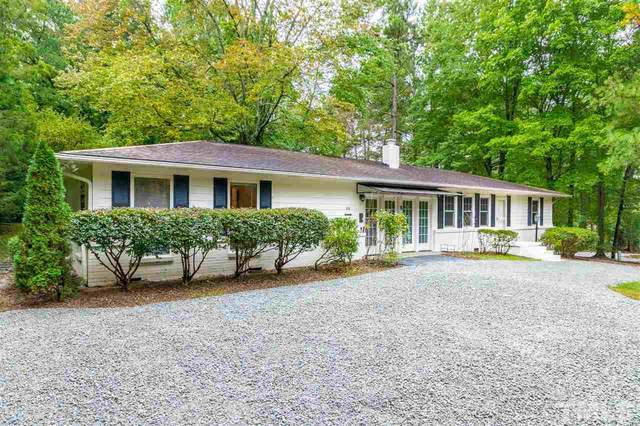 813 Barringer Drive, Raleigh, NC 27606 (#2348960) :: Marti Hampton Team brokered by eXp Realty