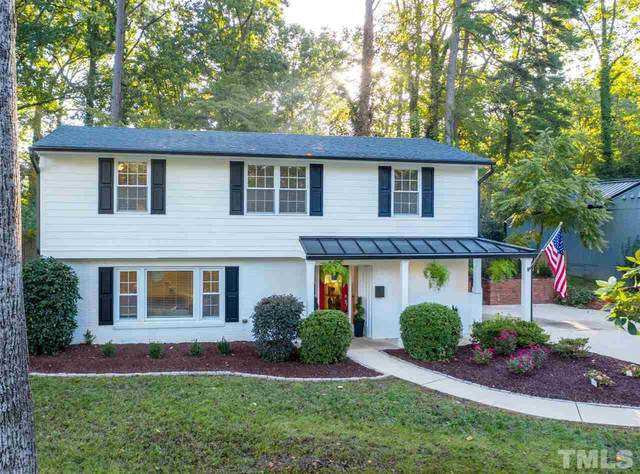 2016 Timber Drive, Raleigh, NC 27604 (#2348979) :: Dogwood Properties