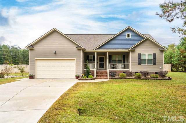 176 Monarch Trail, Selma, NC 27576 (#2349007) :: Realty World Signature Properties