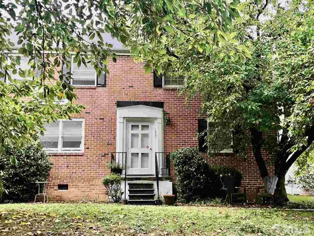 1607 Sutton Drive #0, Raleigh, NC 27605 (#2349032) :: Classic Carolina Realty