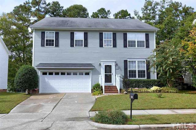 2100 Rocky Mountain Way, Apex, NC 27502 (#2349052) :: Marti Hampton Team brokered by eXp Realty