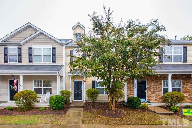 209 Hampshire Downs Drive, Morrisville, NC 27560 (#2349072) :: Bright Ideas Realty