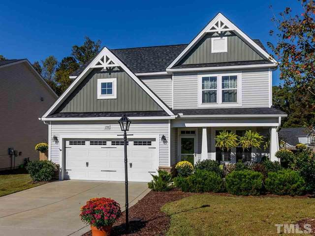 194 Rolling Meadows Drive, Clayton, NC 27527 (#2349080) :: Marti Hampton Team brokered by eXp Realty