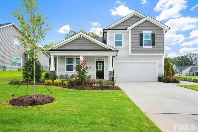 134 Belleforte Park Circle, Garner, NC 27529 (#2349102) :: Classic Carolina Realty