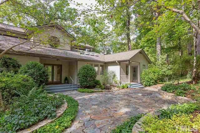 714A Greenwood Road, Chapel Hill, NC 27514 (#2349115) :: Bright Ideas Realty