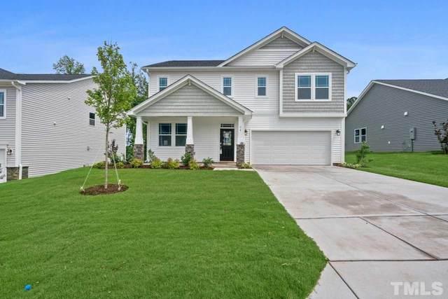 130 Belleforte Park Circle, Garner, NC 27529 (#2349135) :: Raleigh Cary Realty