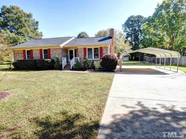 2015 Cardinal Acres Road, Clayton, NC 27520 (#2349138) :: Bright Ideas Realty
