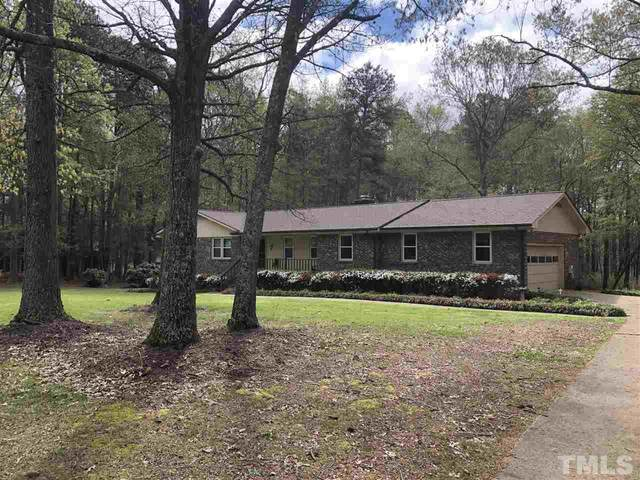 132 Winchester Drive, Wendell, NC 27591 (#2349152) :: Realty World Signature Properties