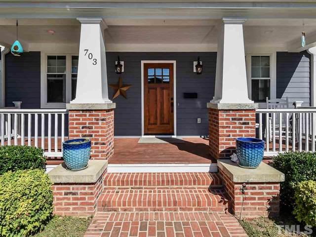 703 E Franklin Street, Raleigh, NC 27604 (#2349170) :: Bright Ideas Realty