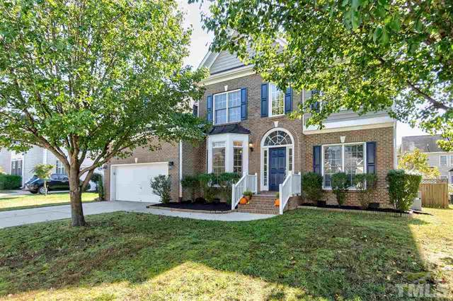 5938 Big Nance Drive, Raleigh, NC 27616 (#2349222) :: Rachel Kendall Team