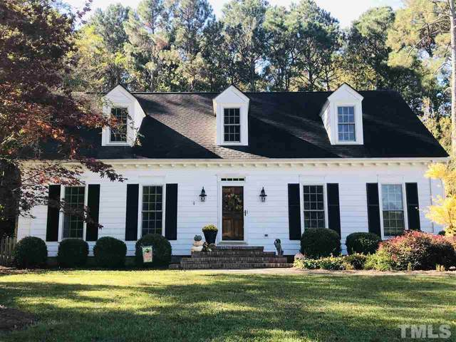 211 W Wilson Street, Smithfield, NC 27577 (#2349259) :: Sara Kate Homes