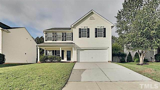812 Stackhurst Way, Wake Forest, NC 27587 (#2349286) :: Bright Ideas Realty