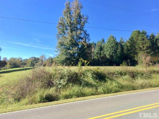 15.93 ACRES Country Club Road, Roxboro, NC 27574 (#2349320) :: Saye Triangle Realty