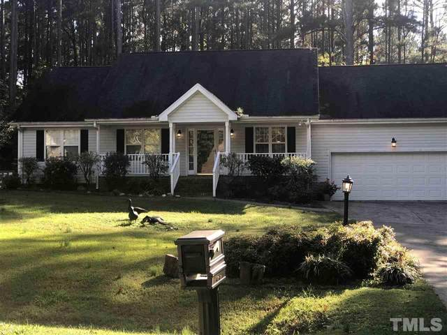 4101 Tall Pine Drive, Franklinton, NC 27525 (#2349331) :: Saye Triangle Realty