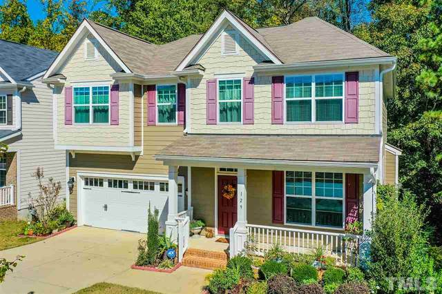 129 Spring Pine Lane, Holly Springs, NC 27540 (#2349340) :: Bright Ideas Realty