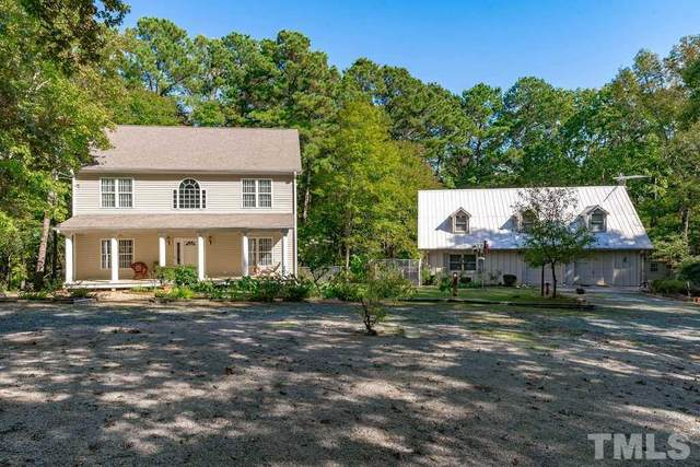 351 Silverberry Road, Pittsboro, NC 37312 (#2349343) :: Real Estate By Design