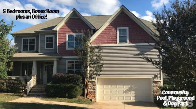 460 Oak Alley Trail, Clayton, NC 27527 (#2349362) :: Saye Triangle Realty