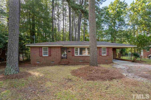 2809 Amherst Road, Rocky Mount, NC 27803 (#2349376) :: Saye Triangle Realty