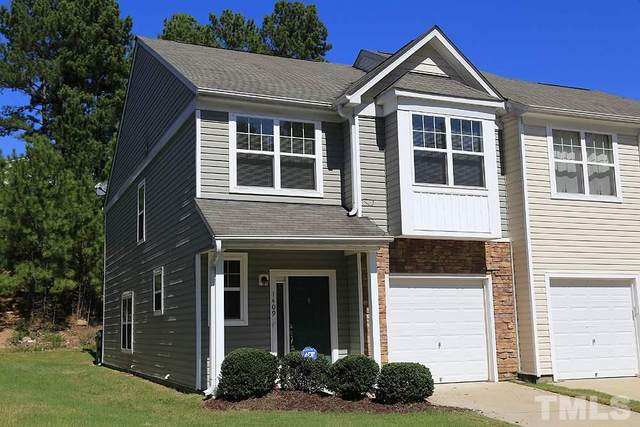 1409 Stone Manor Drive, Raleigh, NC 27610 (#2349417) :: Realty World Signature Properties