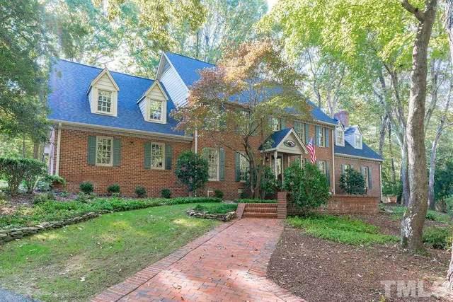 14201 Cross Creek Drive, Raleigh, NC 27615 (#2349455) :: Bright Ideas Realty