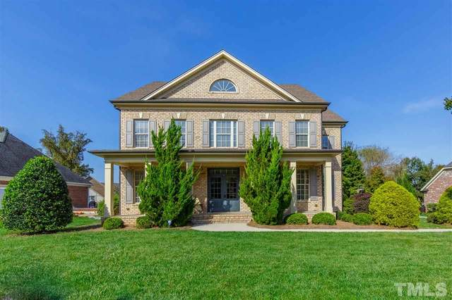 925 Tremore Club Drive, Burlington, NC 27215 (#2349462) :: Realty World Signature Properties