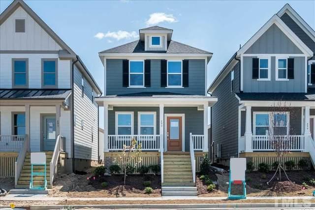 229 Daniel Ridge Road #1237, Wendell, NC 27591 (#2349472) :: Sara Kate Homes