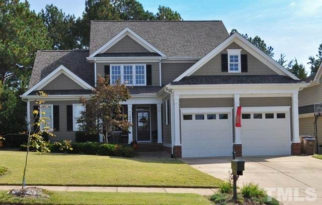 1040 Marshall Farm Street, Wake Forest, NC 27587 (#2349496) :: The Jim Allen Group