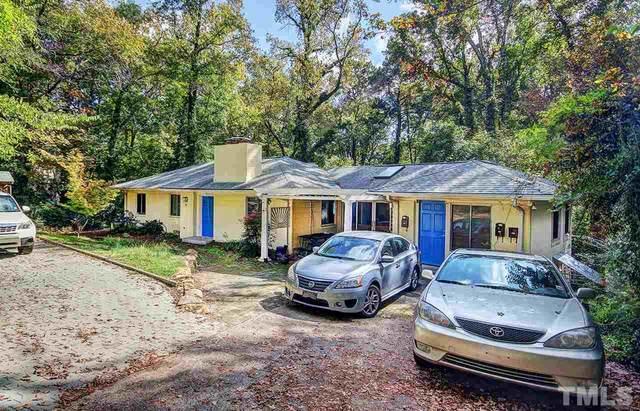 28 Davie Circle, Chapel Hill, NC 27514 (#2349543) :: Sara Kate Homes