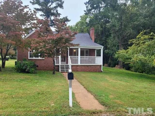 903 Roanoke Avenue, Henderson, NC 27536 (#2349556) :: Classic Carolina Realty