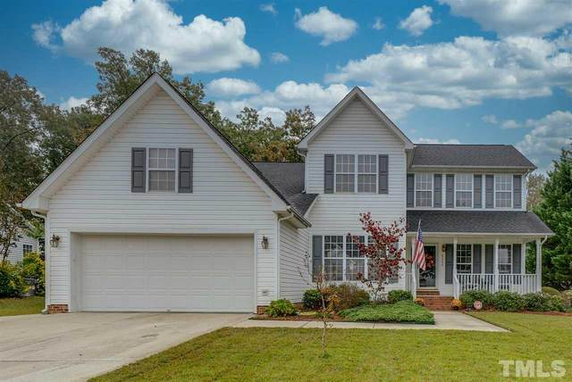5200 Pinehall Wynd, Raleigh, NC 27604 (#2349560) :: Realty World Signature Properties