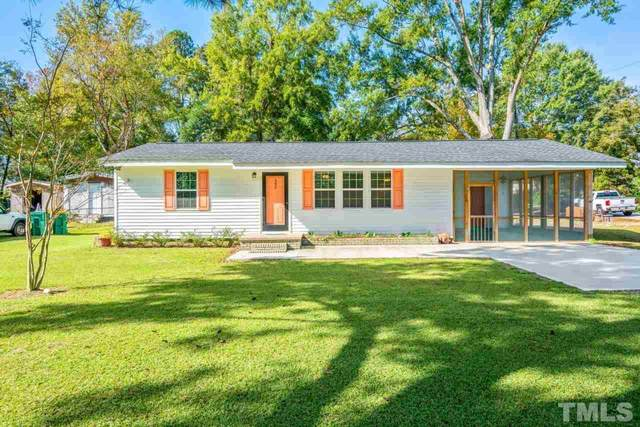 592 S Lincoln Street, Coats, NC 27521 (#2349570) :: Real Estate By Design