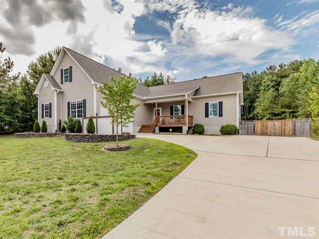 7221 Beau View Drive, Wendell, NC 27591 (#2349571) :: Sara Kate Homes