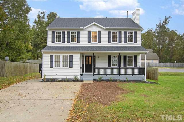 4809 Tolley Court, Raleigh, NC 27616 (#2349581) :: Realty World Signature Properties