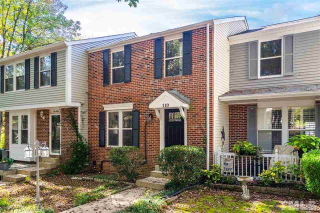 110 Taylors Pond Drive, Cary, NC 27511 (#2349582) :: The Results Team, LLC