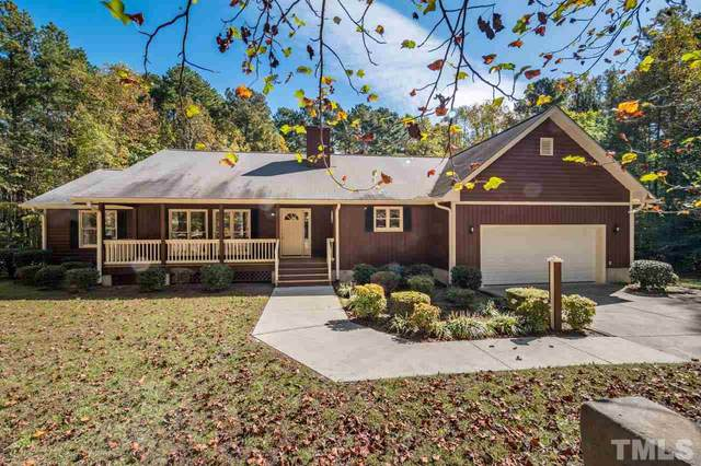 60 Lystra Estates Drive, Chapel Hill, NC 27517 (#2349588) :: Real Estate By Design