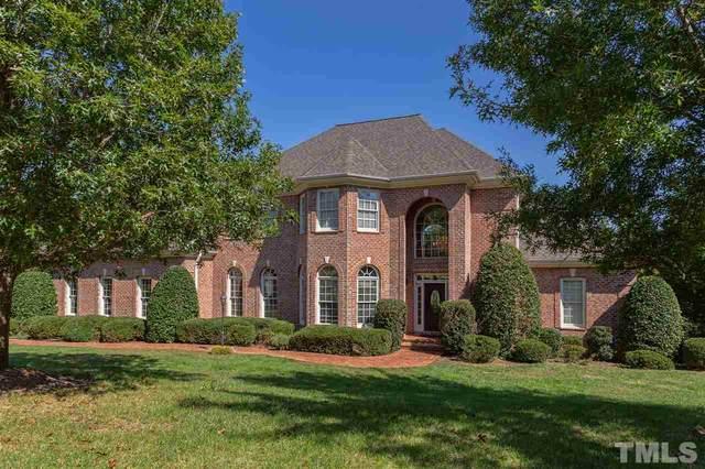 546 Bear Tree Creek, Chapel Hill, NC 27517 (#2349598) :: Sara Kate Homes