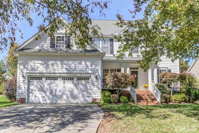 106 Fairchild Downs Place, Cary, NC 27519 (#2349674) :: Dogwood Properties