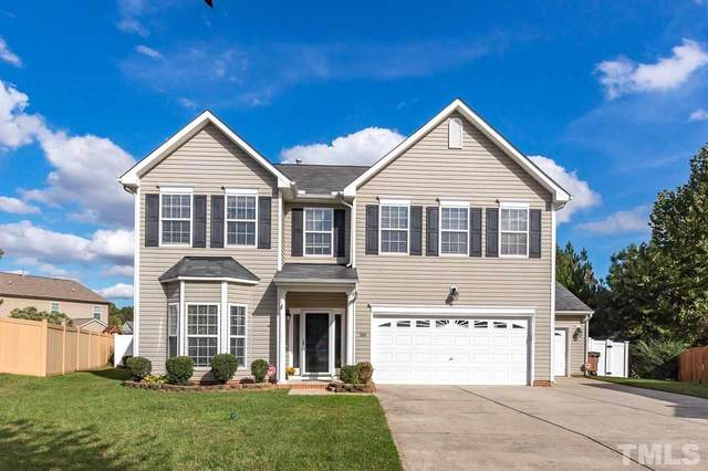760 Stackhurst Way, Wake Forest, NC 27587 (#2349683) :: Classic Carolina Realty