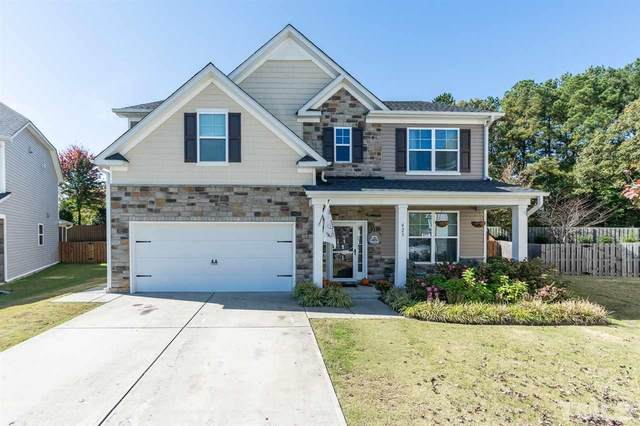 423 Little Acres Drive, Knightdale, NC 27545 (#2349708) :: The Beth Hines Team