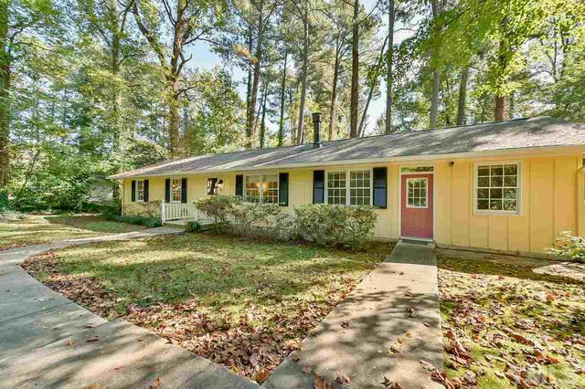 61 White Oak Trail, Chapel Hill, NC 27516 (#2349742) :: Spotlight Realty