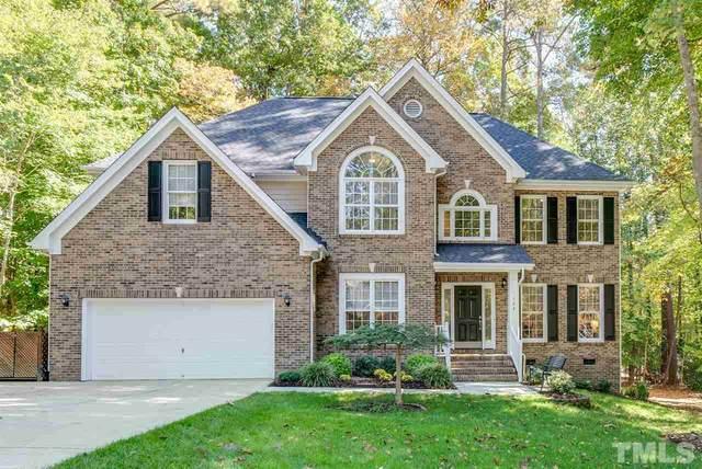 104 Wyndham Drive, Chapel Hill, NC 27516 (#2349835) :: Spotlight Realty