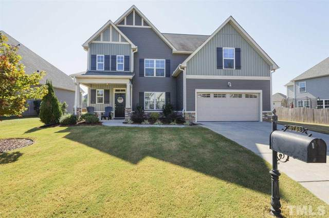 8733 Coyote Melon Drive, Angier, NC 27501 (#2349847) :: Bright Ideas Realty
