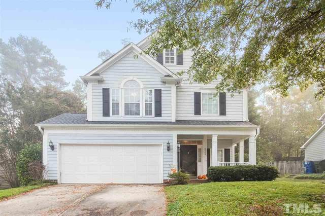 9504 Treymore Drive, Raleigh, NC 27617 (#2349885) :: Marti Hampton Team brokered by eXp Realty