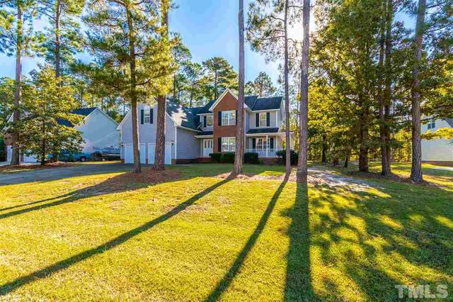 141 Wateredge Lane, Sanford, NC 27332 (#2349934) :: Real Estate By Design