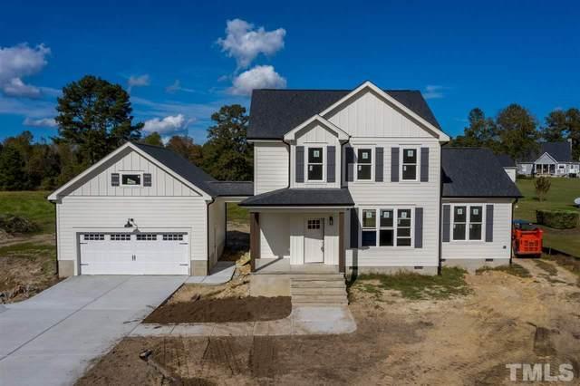 2117 Old Bunn Road, Zebulon, NC 27597 (#2349945) :: Sara Kate Homes