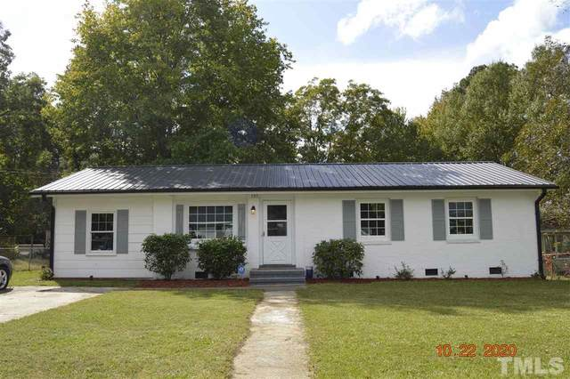 707 Parrish Drive, Clayton, NC 27520 (#2349955) :: Bright Ideas Realty